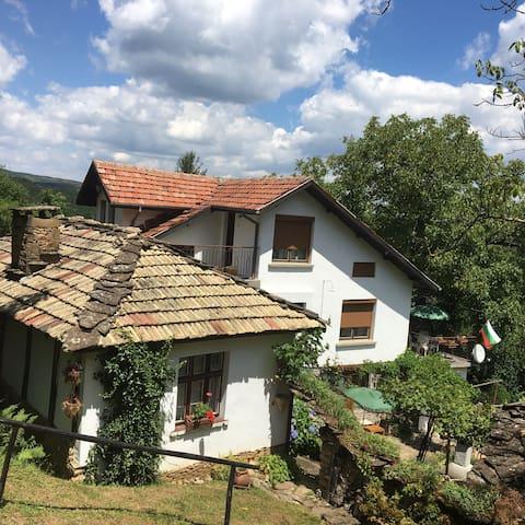 Typical Balkan Villa - Shipchenite - Dům