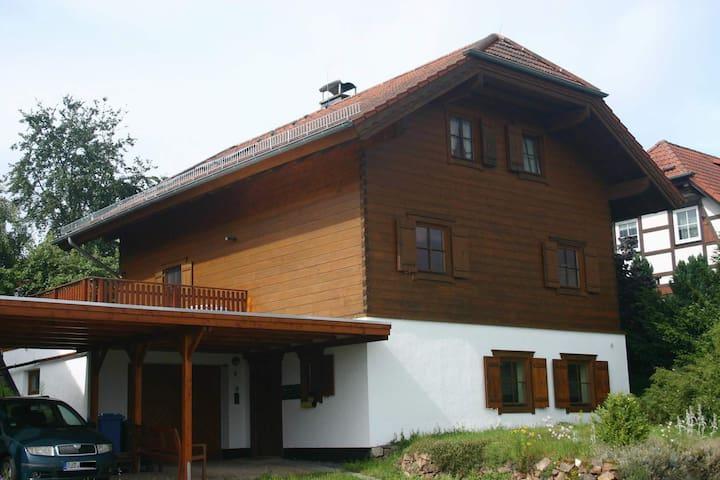Häusje im Taunus - Heidenrod - 公寓