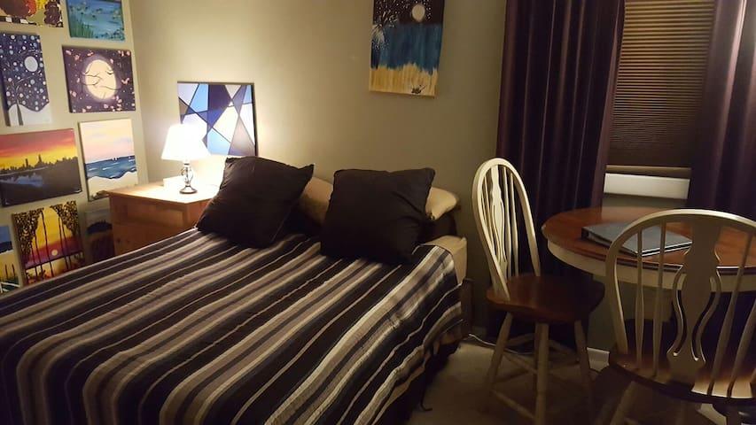 Chelmsford room in quiet suburban neighborhood. - Chelmsford - Huis