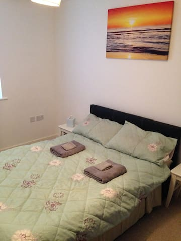 Beautiful Double bedroom -30mins to Central London - Chigwell