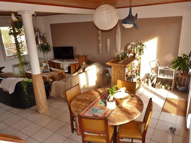 Maison sur Seignosse Bourg - Seignosse - Casa