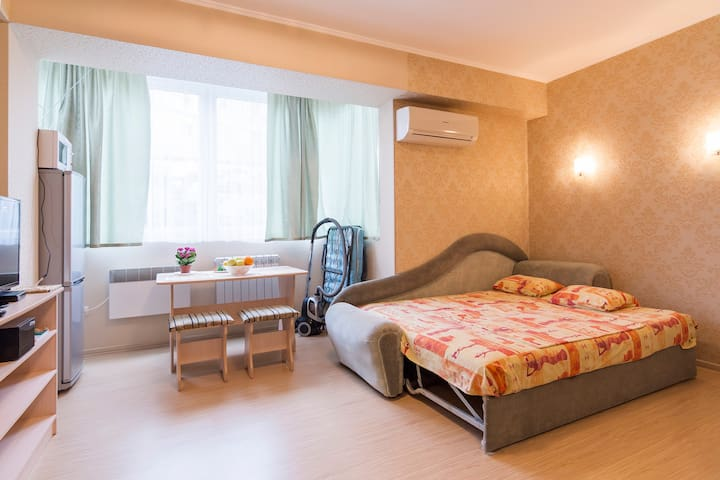 Уютная Студия в Сочи, Море-15мин )) - Sochi - Appartement