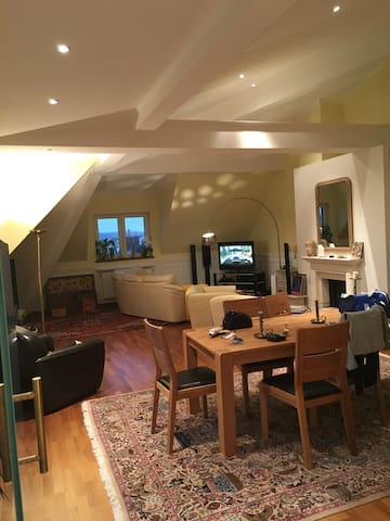 Luxury Penthouse in Luxembourg - Alzingen - Appartement