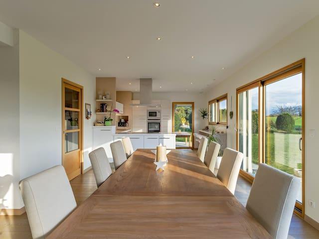 Maison tranquille, près du Lac Léman et Yvoire - Messery - Dom