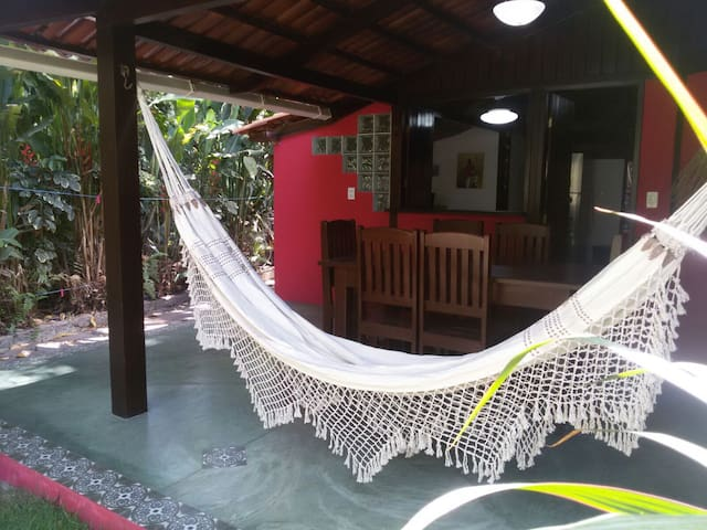 Chalet Encantado in the center of Pipa Beach - Tibau do Sul - Bungaló