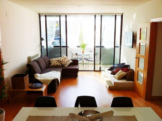 Gorgeous apartment in Granada wifi  - Campo de golf de Las Gabias - Granada - Appartement