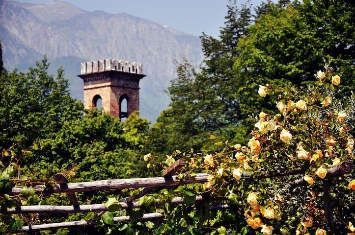 In Asolo hills, closed to Venice - Castelcucco - Oda + Kahvaltı
