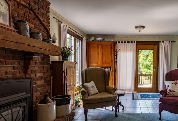 Cayuga Country Cottage Finger Lakes - Romulus