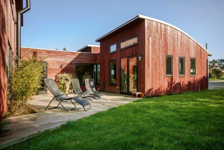 Villa bois 200m2 - 1 km de la mer - Saint-Pabu - Hus