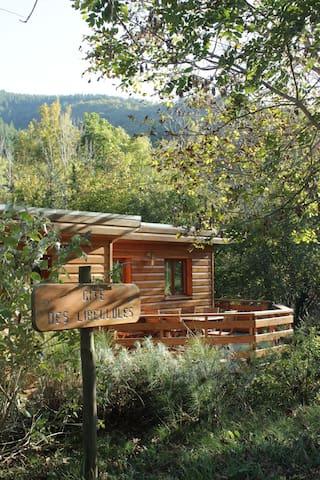 Cottage ecological nature herault - Joncels - Hus