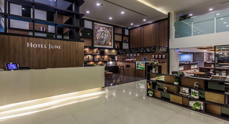 豪華家庭四人房 - Neihu District - Бутик-отель