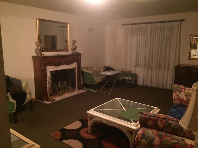 Spacious Apartment (near UPIKE) - Pikeville - Departamento