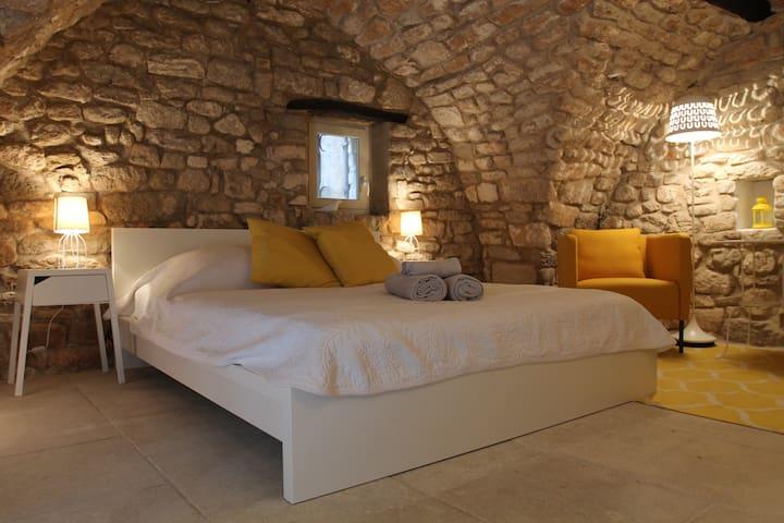 Charming Independent Bedroom Bonnieux Luberon - Bonnieux