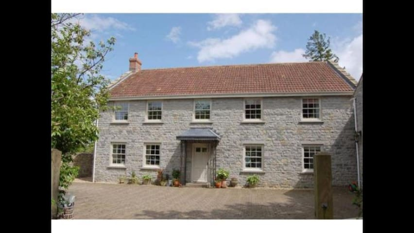 Self Contained Kingsize Suite - Catcott - House