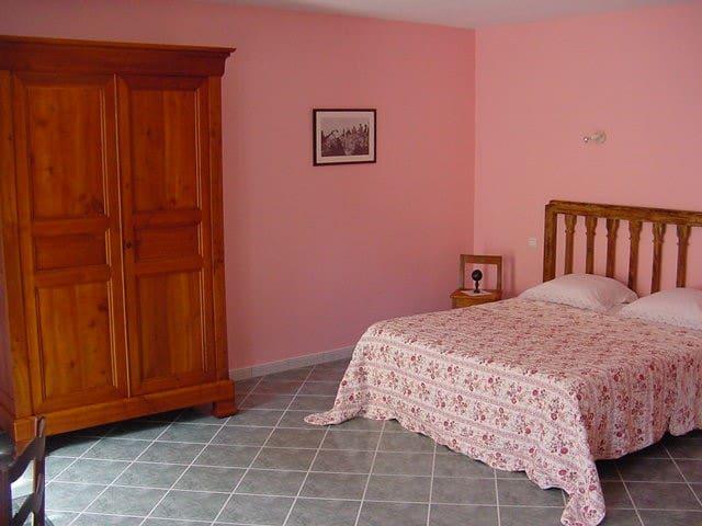 Chambre n°3 - Vézinnes - Pousada