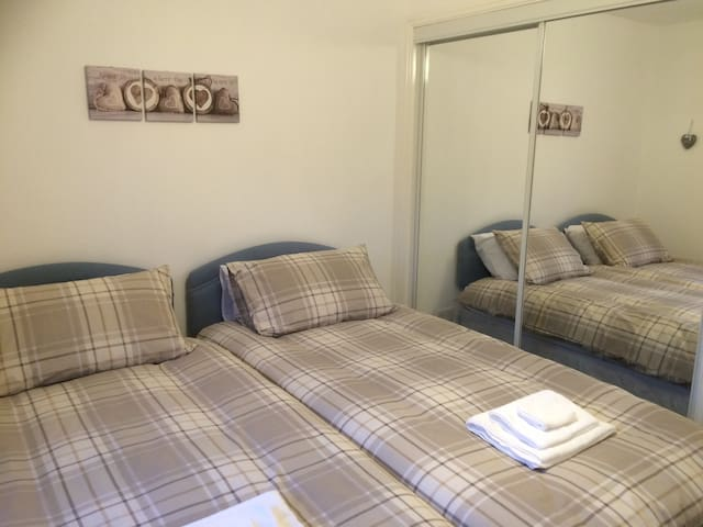 Near Edinburgh, 2 bedroom apartment - Livingston - Appartement