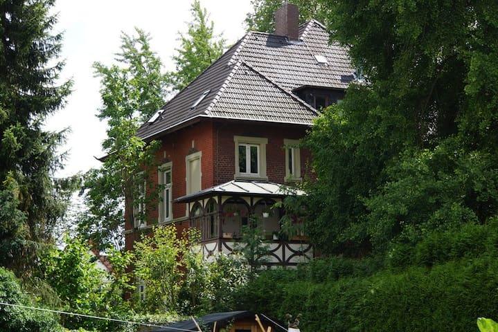 Altstadt Soest Jugendstilvilla, zentral & ruhig!! - Soest - Vila