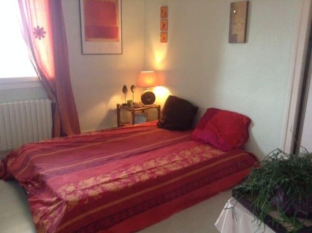 1 belle chambre individuelle - Brive-la-Gaillarde - Appartement