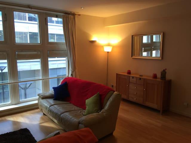 Luxury 2 bedroom apartment in fabulous location - Sheffield - Leilighet