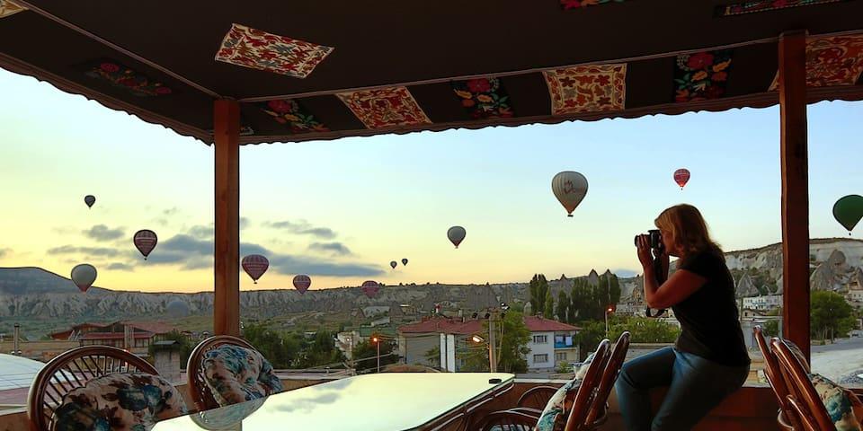 ELİTE STONE HOUSE - Göreme Belediyesi - Bed & Breakfast