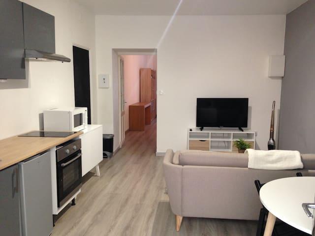 Appartement centre-ville - Revel - Apartamento