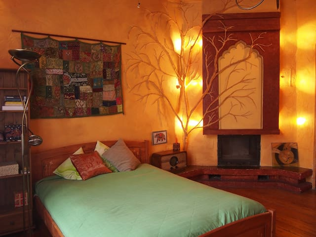 Lovely room in the city centre - Szczecin - Daire