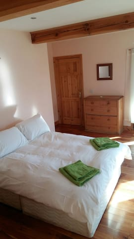 Lovely ensuite Double room with own Entrance. - Mountshannon - Hus