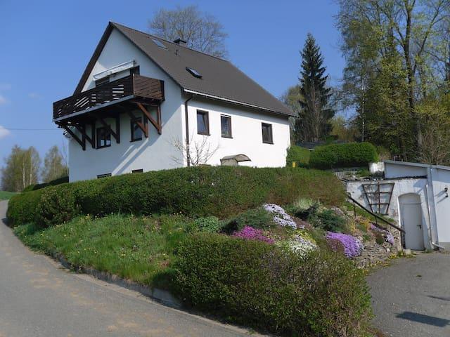 Ferienwohnug im schönen Erzgebirge - Marienberg - Apartamento