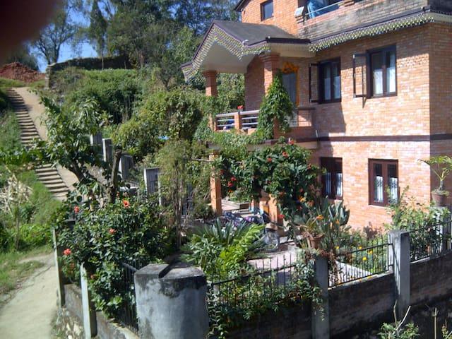 KC's Home at Godavari - Bagmati