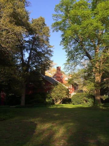 Virginia CA 1818 Plantation Home - Kenbridge - Дом