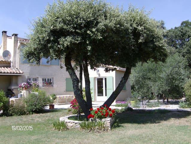 Studio confortable avec piscine en Provence - Saint-Siffret - Lägenhet