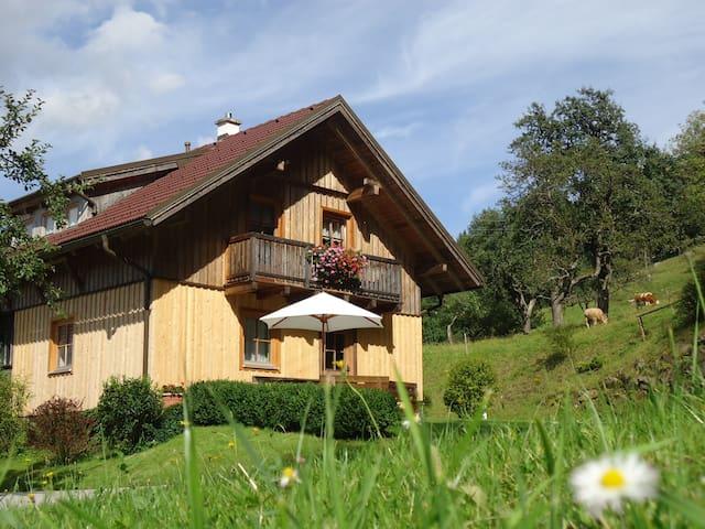 Ferienhaus am Bio - Bauernhof - Wolfsberg - Baraka