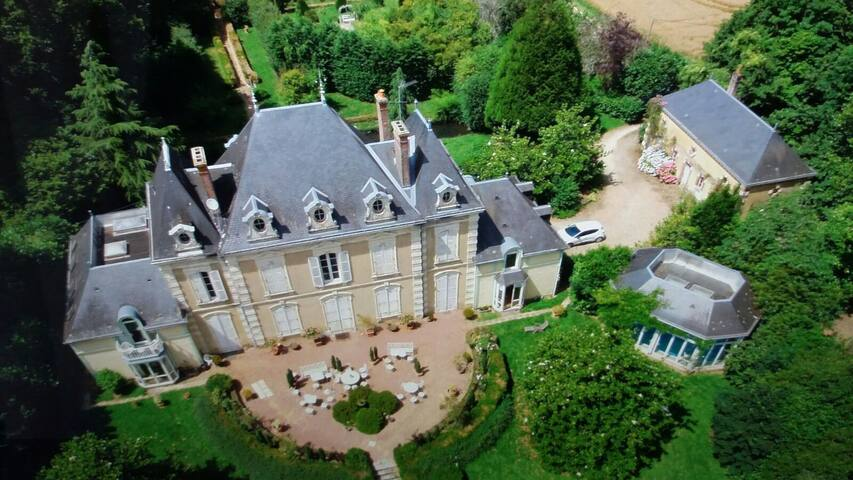 Your castle for a weekend - Choue - Casa