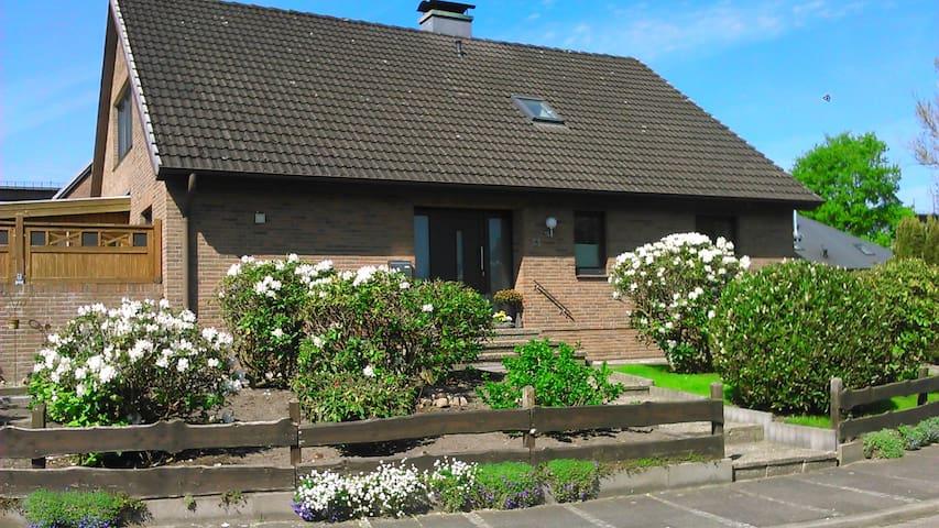 Haus Hansen - Osterrönfeld - Appartement