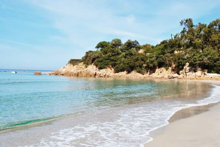 A 2 minutes de la plage du Rupione, agréable T2 - Pietrosella - Apartemen