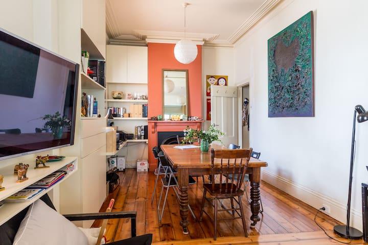 West Melbourne Terrace: The Study - West Melbourne - Huis