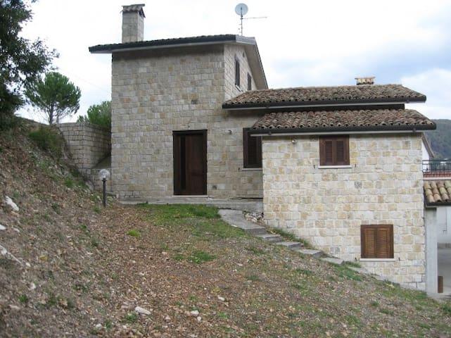 Casa Indipendente in Borgo Rurale - Forlì del Sannio - Huis