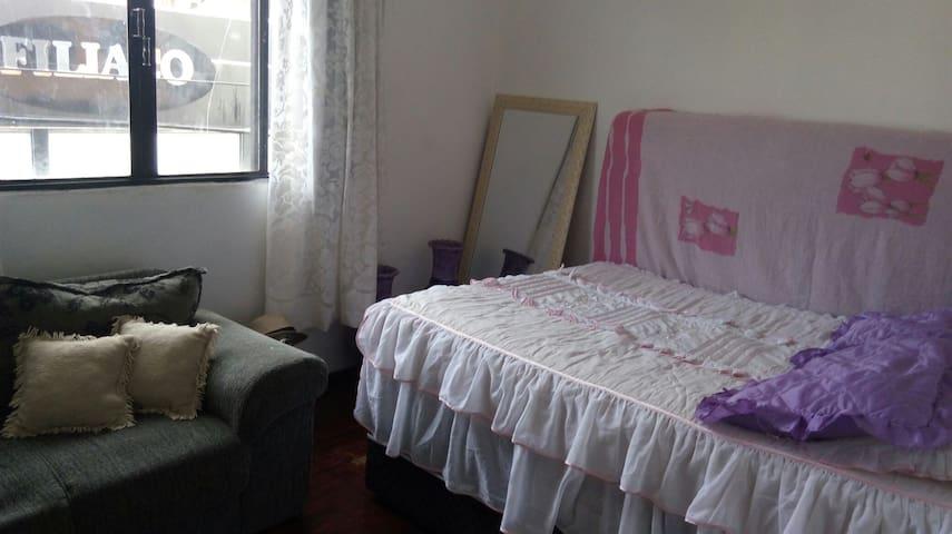 Apartamento à 900m do Carnafolia - Herval D'oeste - Leilighet