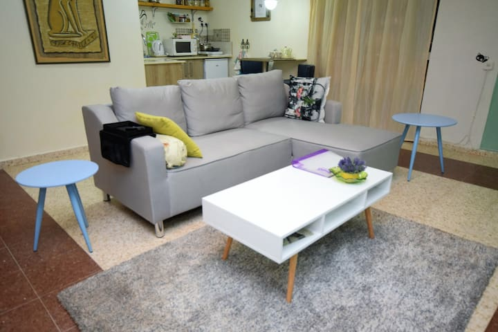 Appartment with seperate entrance, fully equipped - Meitar - 公寓