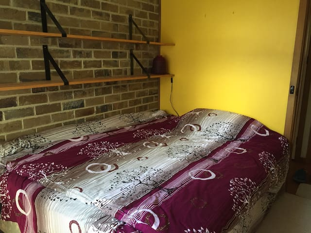 bright bedroom in Wheelers Hill - Wheelers Hill - Villa