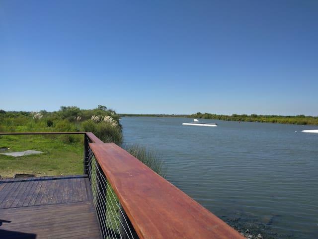 Lake House, fin de semana outdoor! - Guillermo Hudson - Haus