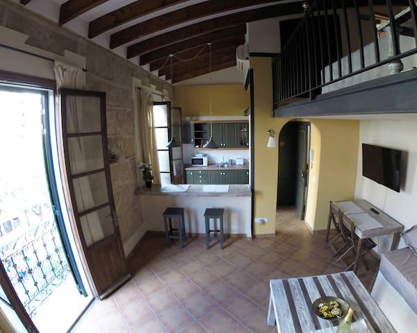 new! BONITO LOFT EN CALLE PEATONAL JUNTO AL CENTRO - Palma - Loft