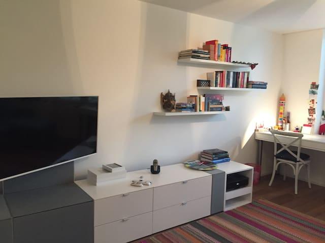 Ruhiges, gemuetliches Zimmer - Sissach - Lägenhet