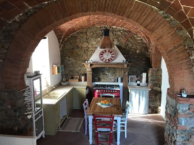 Discover Tuscany from Campiglia Marittima - Campiglia Marittima - Daire