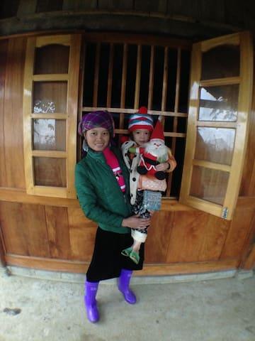 Zizi & Mekhoo Sapa Homestay