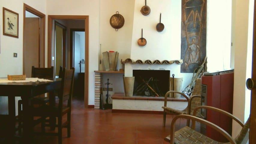 Appartamento Cuore della montagna - Ateleta - Appartement