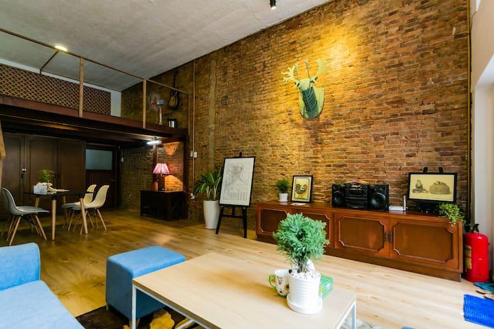 Treehouse @Ben Thanh Market - Bến Thành - Квартира