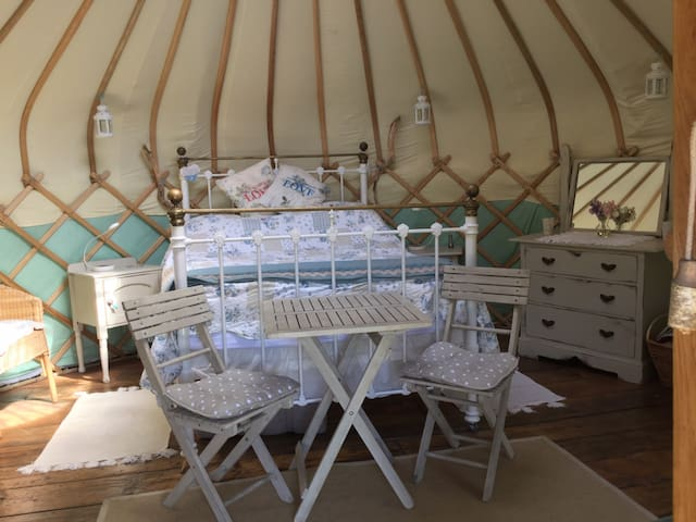 Cottage Garden Yurt - Biddenden - Yurt