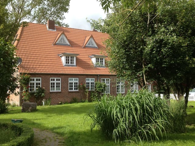Ferienwohnung in Nordfriesland - Emmelsbüll-Horsbüll - Daire