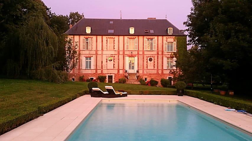 Live the dream near Champagne region - Artonges - Casa